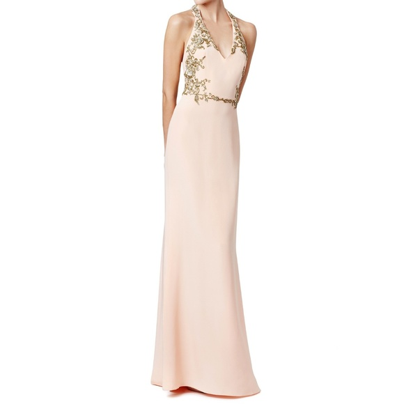 Marchesa Dresses | Notte Gilded Frame Gown | Poshmark